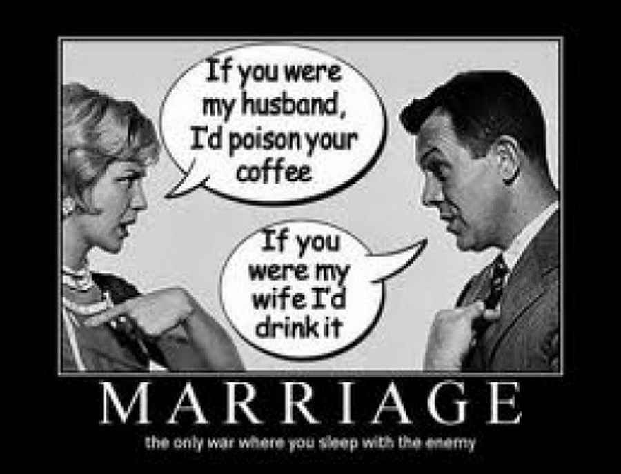 funny quotes on marriage