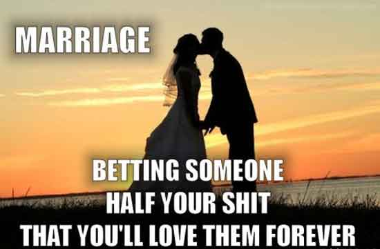 marriage advice quotes funny